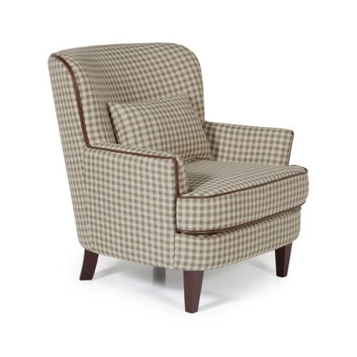 Ocassional Moffat Cream Occasional Chair